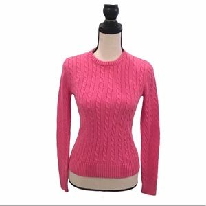 Pink Lilly Pulitzer Sweater